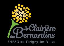Logo clairiere bernardins
